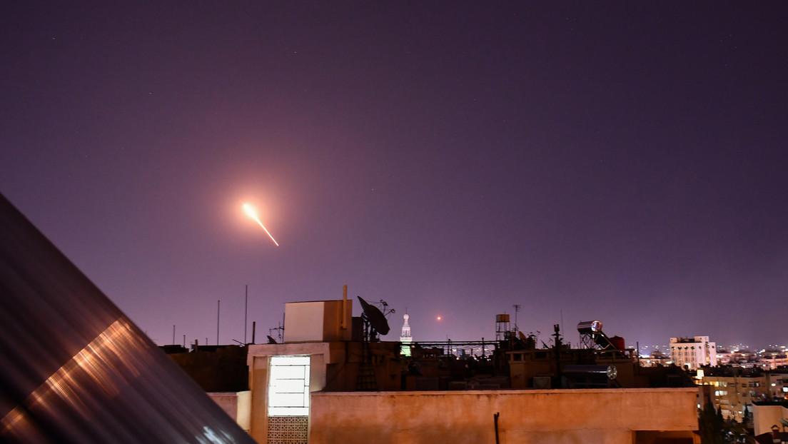 Israel fliegt erneut Luftangriffe in Südsyrien und in der Nähe von Damaskus