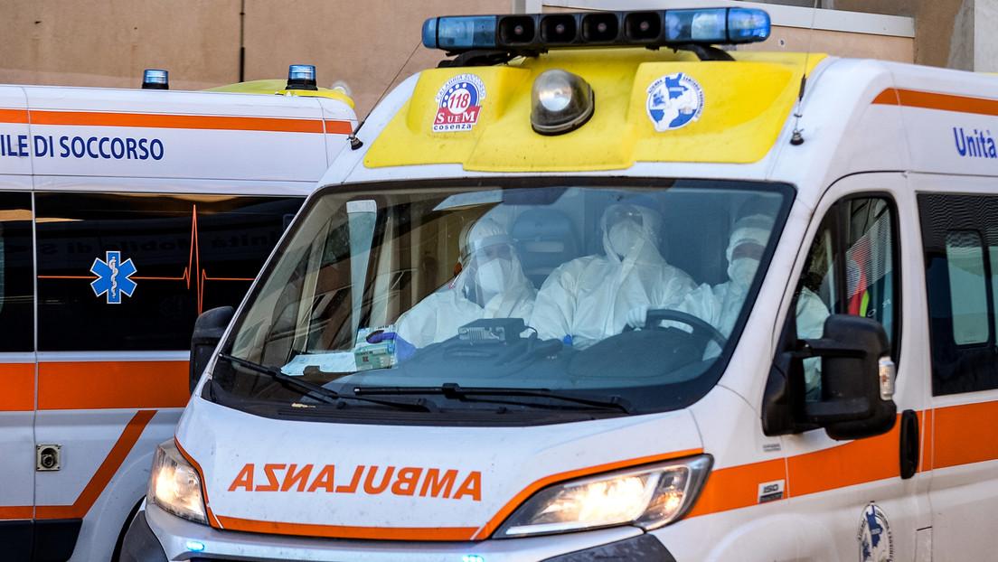 Sirenen erschrecken Drogenhändler – Kriminelle Clans in Neapel bedrohen Ambulanzfahrer