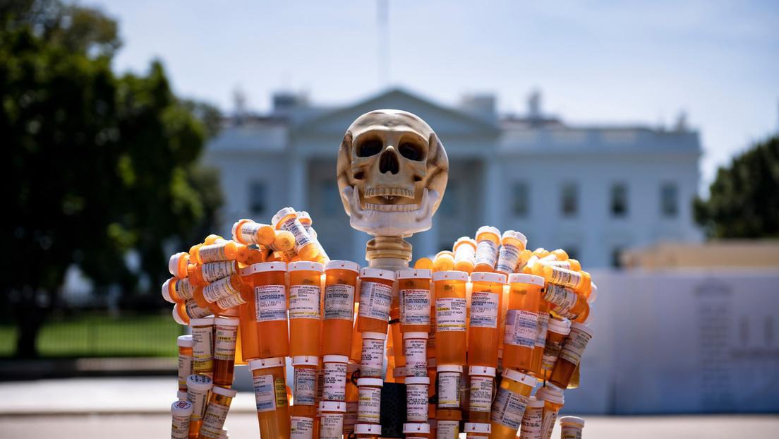 Vermarkten um jeden Preis: McKinsey bezahlt für die Befeuerung der Opioid-Krise