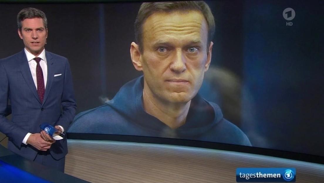 Die Ikone Nawalny: Eklatantes Beispiel von Doppelstandards in Politik und Medien