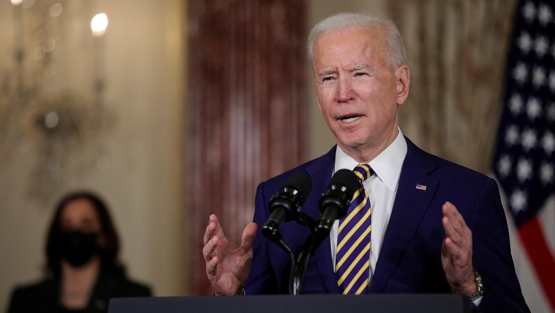 """America is back"": Joe Biden verkündet Konfrontationskurs gegenüber Russland und China"