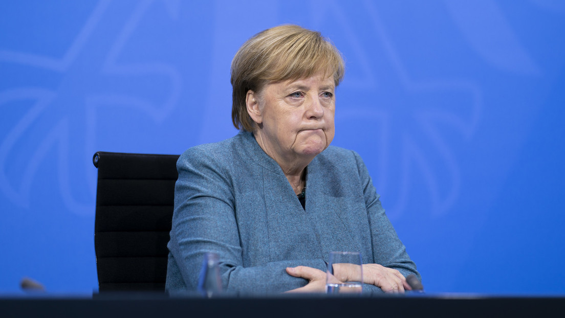 """Corona-Lage in Deutschland: Kanzlerin Merkel sieht """"leichtes Licht"""" am Ende des Tunnels"""