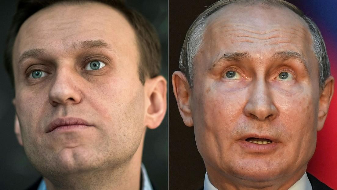 Meinungsumfrage: Zustimmung für Putin sinkt leicht, Nawalny überholt Chef der Kommunistischen Partei