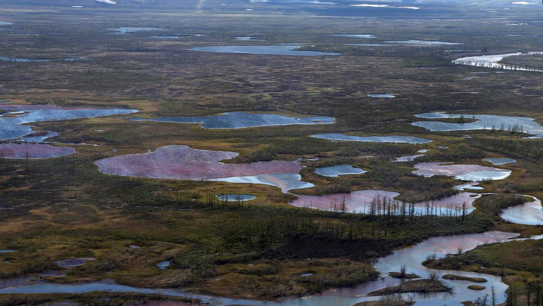 Nach Diesel-Katastrophe in Sibirien: Nornickel-Tochter muss Milliardenstrafe zahlen