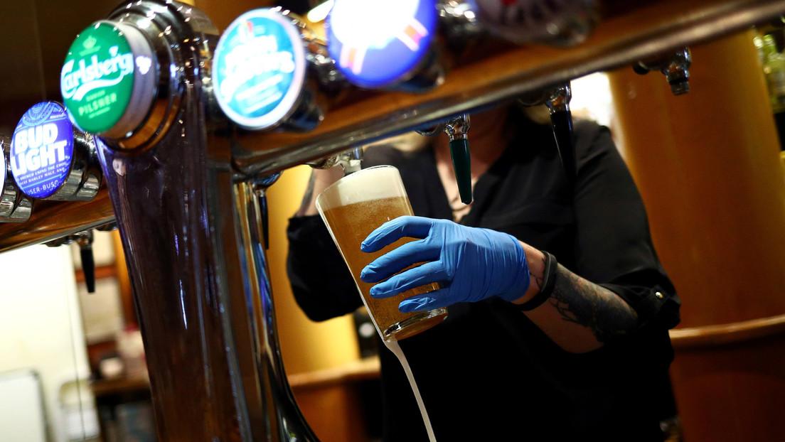 Wegen Lockdown: Britische Wirte müssen Bier im Wert von fast 400 Millionen Euro vernichten