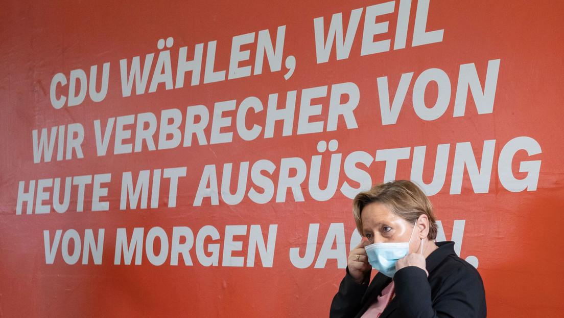 Umfrage vor Wahlen im Südwesten: Für die CDU wird es nicht leicht
