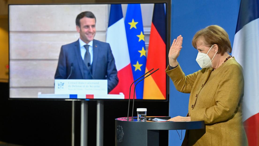 """""""Strategisch geboten"""" – Merkel gegen Verknüpfung von Nord Stream 2 mit Fall Nawalny"""