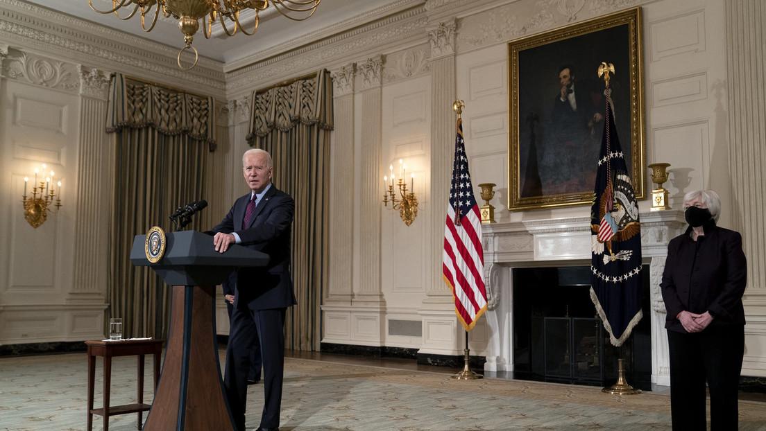 US-Präsident Biden sichert Saudi-Arabien seine Unterstützung zu