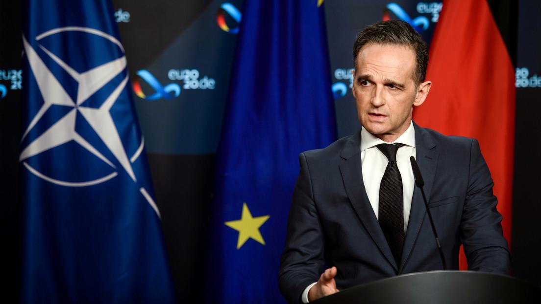 Maas nach Ausweisung von Diplomaten aus Russland: Nächste Schritte werden im EU-Kreis besprochen