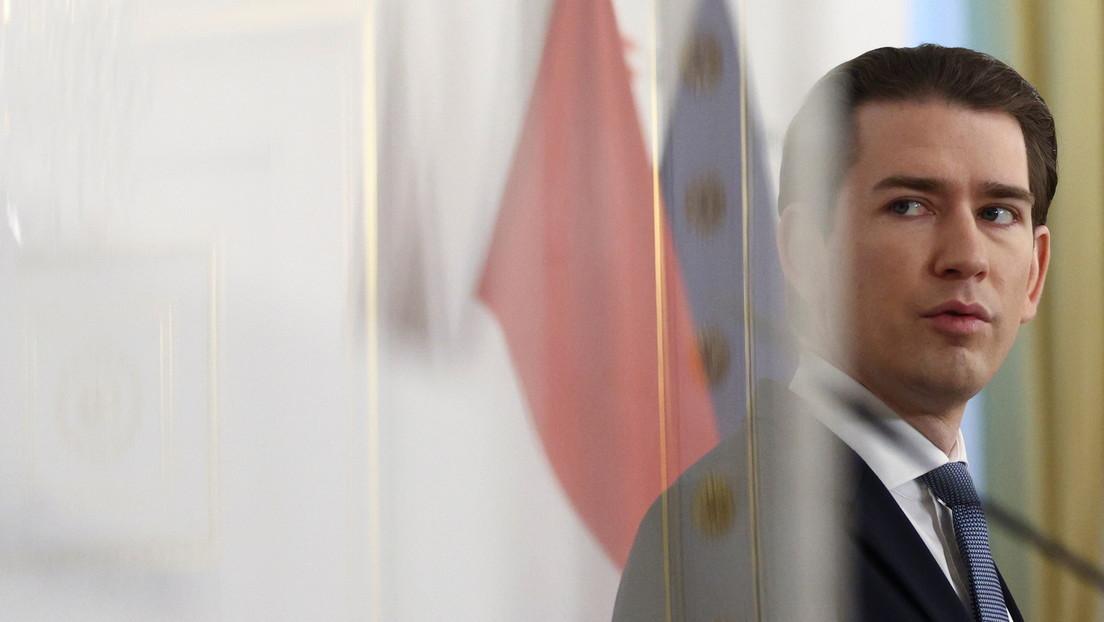 Sebastian Kurz über Nord Stream 2: Neue Pipeline nicht nur im Interesse Russlands