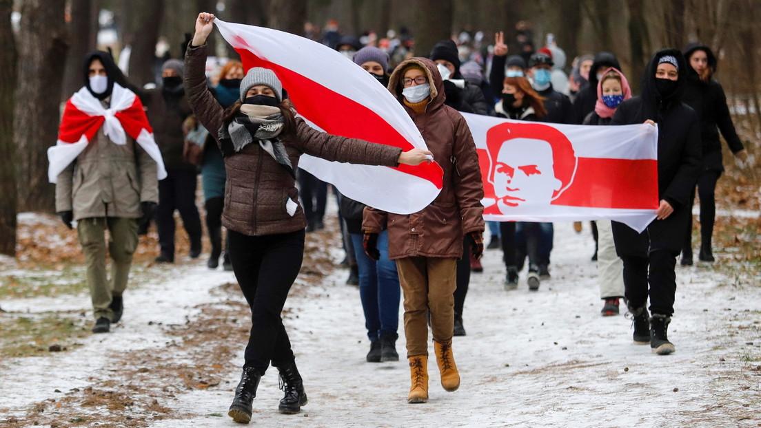 """Maas verspricht weißrussischer Opposition Millionen: """"Der Geist der Demokratie ist aus der Flasche"""""""