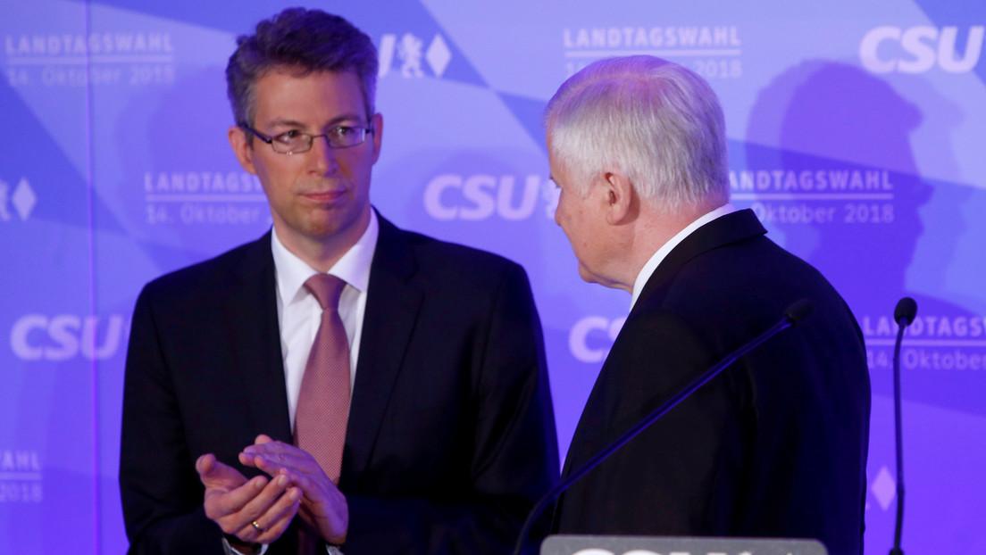 CSU-Generalsekretär: Grenzen vor Corona-Mutationen schützen