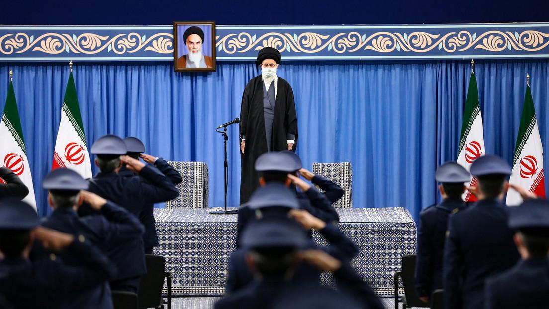 Chamenei: Iran kehrt erst nach Aufhebung von US-Sanktionen zu seinen Atomdeal-Verpflichtungen zurück