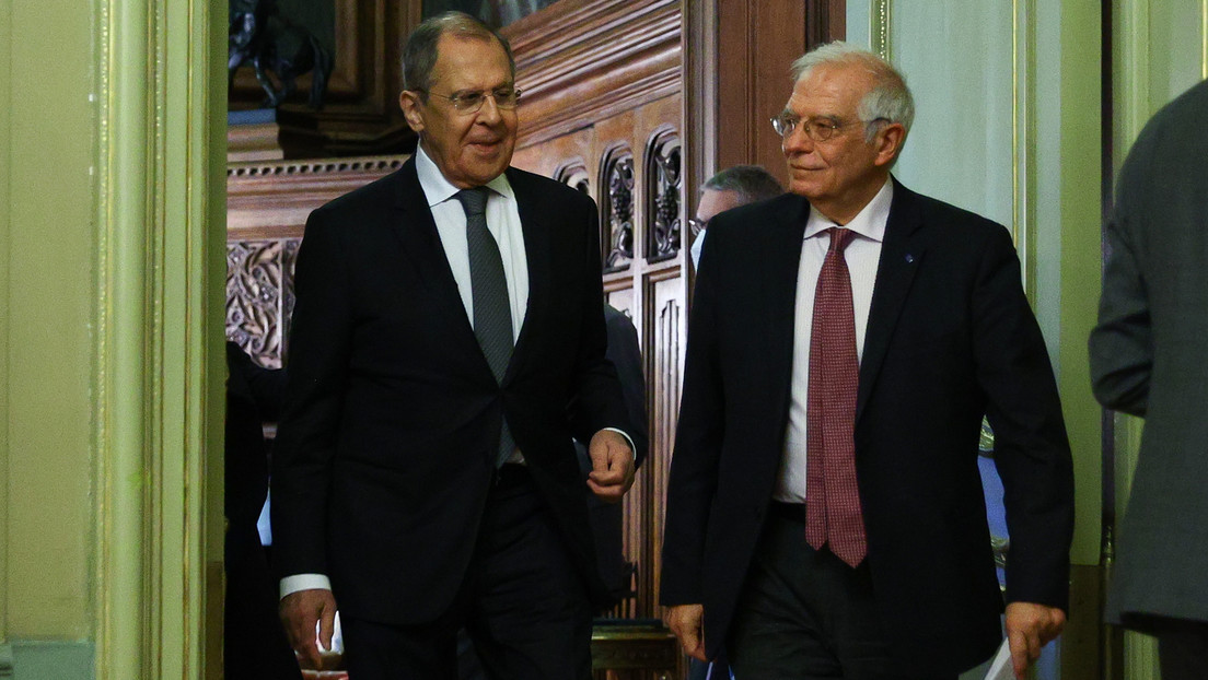 """Zwischen Sprachlosigkeit und """"Megafon-Diplomatie"""": Der tiefe Graben zwischen der EU und Russland"""