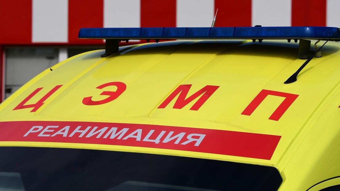 Mann stirbt nach Selbstverbrennung in Moskau