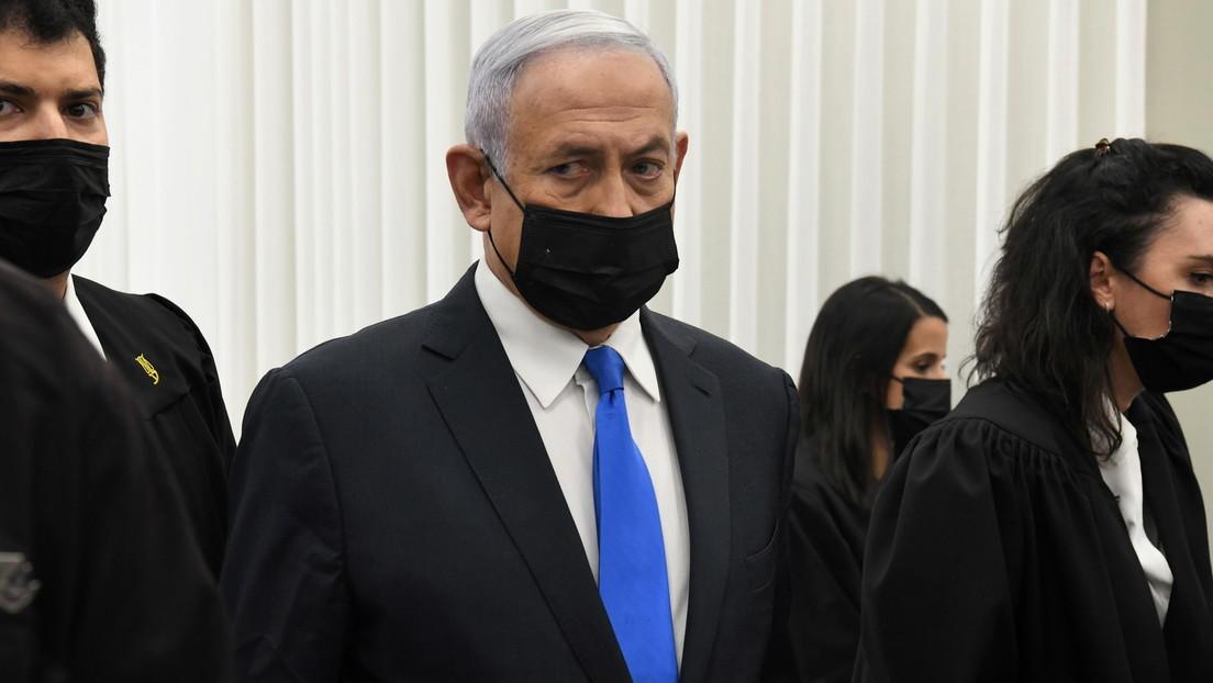Israels Premier vor Gericht: Netanjahu bestreitet Korruptionsvorwürfe