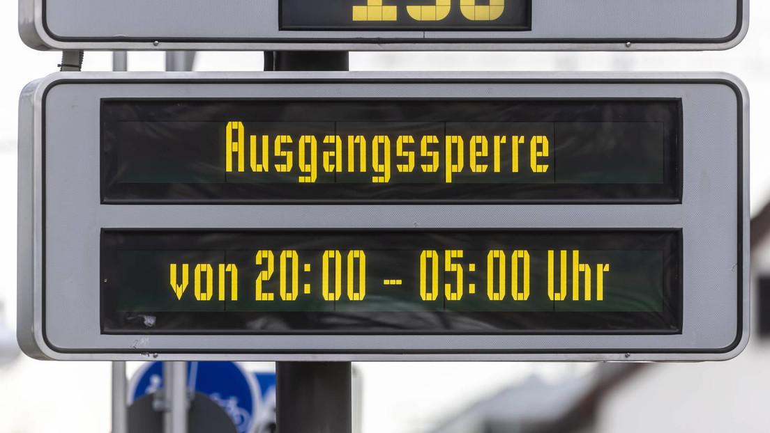 Baden-Württemberg: Verwaltungsgericht kippt nächtliche Ausgangbeschränkungen
