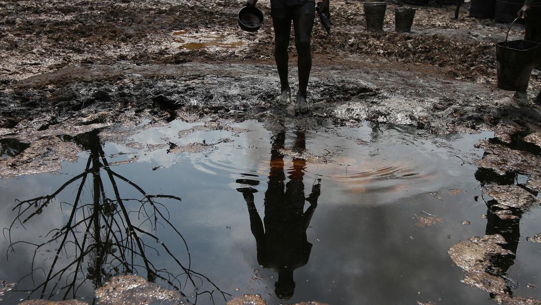 Ein Etappensieg vor Gericht: Vier nigerianische Bauern gewinnen gegen Ölkonzern Shell