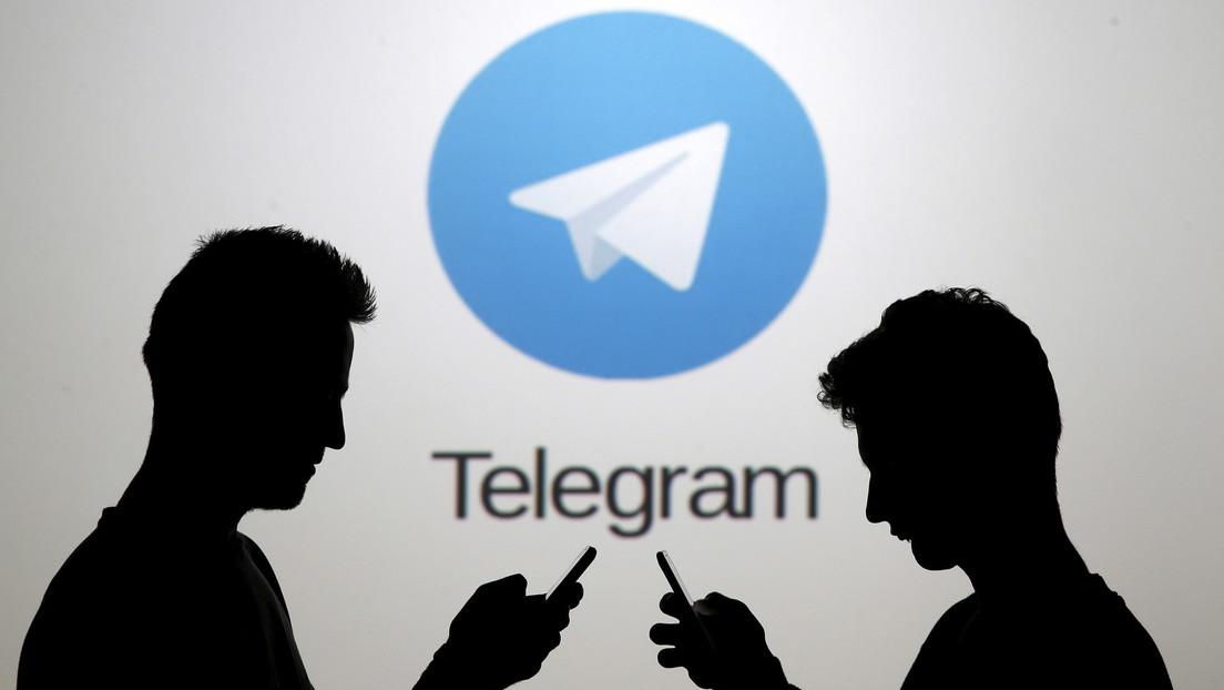 Telegram im Januar meistheruntergeladene App der Welt