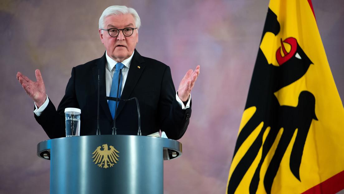 """""""Gefährliche Geschichtsverdrehung"""" - Ukraine verärgert über Steinmeiers Aussagen zu Nord Stream 2"""