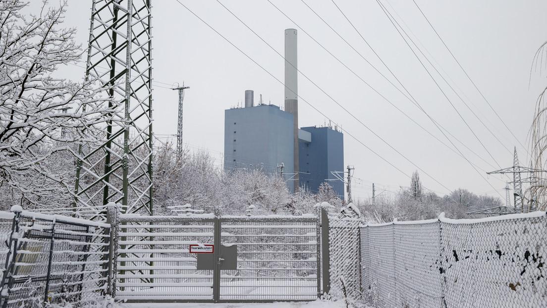 Nach Brand in Nürnberger Kraftwerk: Energieversorger warnen vor zunehmender Kälte in den Häusern