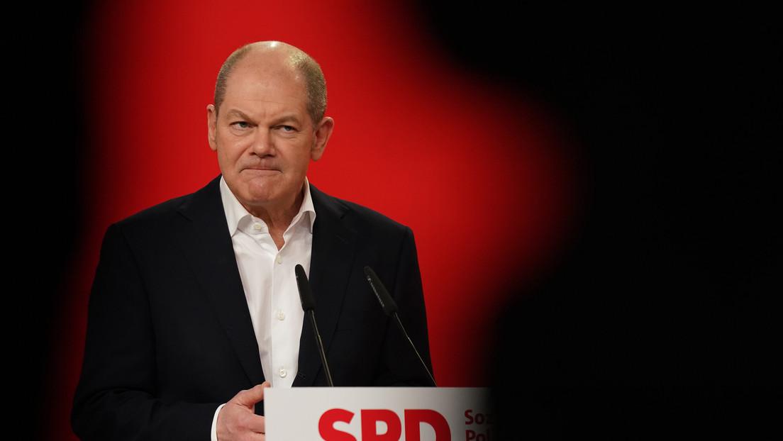 Milliarden für den Boykott-Stopp: Olaf Scholz und der delikate Brief
