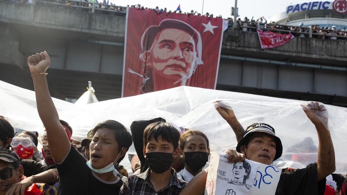 Myanmar: Proteste gegen Militär – Neuseeland friert Beziehungen ein