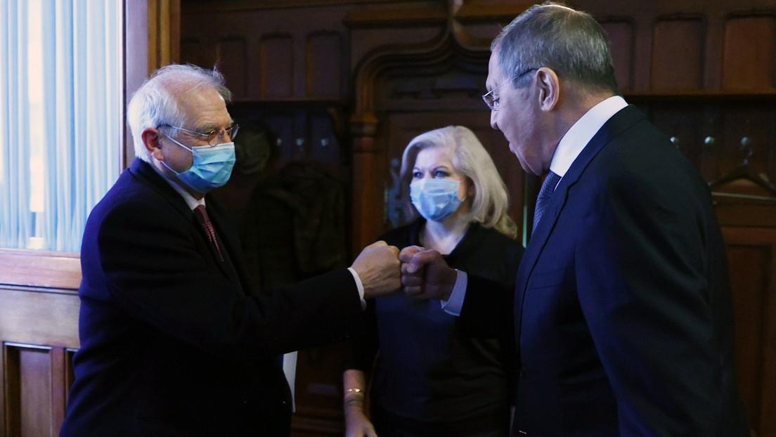 """""""Geschenk an Putin"""" – Europäisches Parlament kritisiert Borrell scharf für seinen Russland-Besuch"""