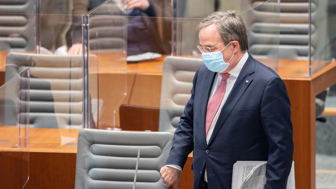 """Armin Laschet, die Masken und die Kittel – Der neue CDU-Vorsitzende und seine """"Corona-Altlasten"""""""