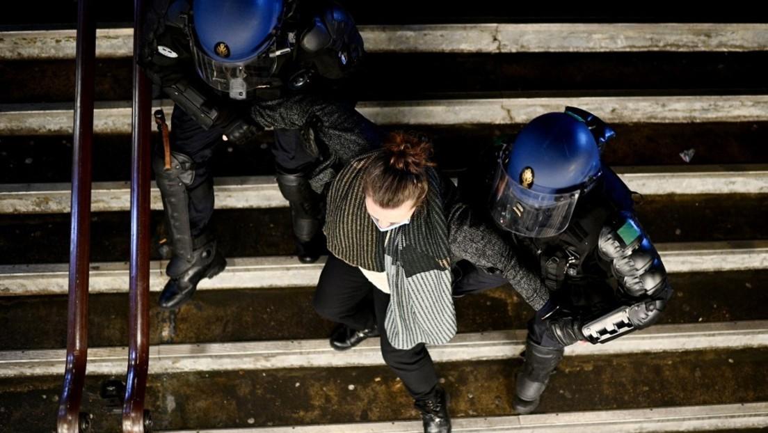 Amnesty International kritisiert willkürliche Verhaftungen in Frankreich