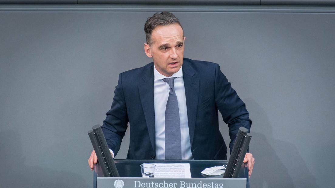 Heiko Maas lässt grüne Transatlantik-Scharfmacher abblitzen: Dialog mit Russland wichtig