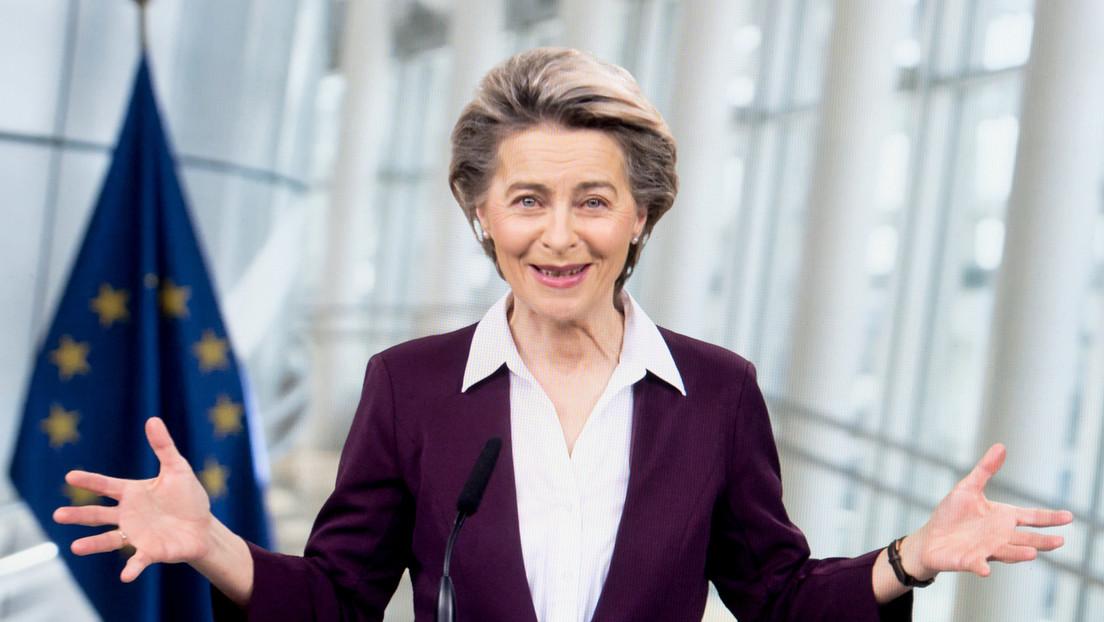 """Von der Leyen räumt Fehler bei Impfstoffbeschaffung ein und verspricht das """"Durchimpfen"""" in der EU"""