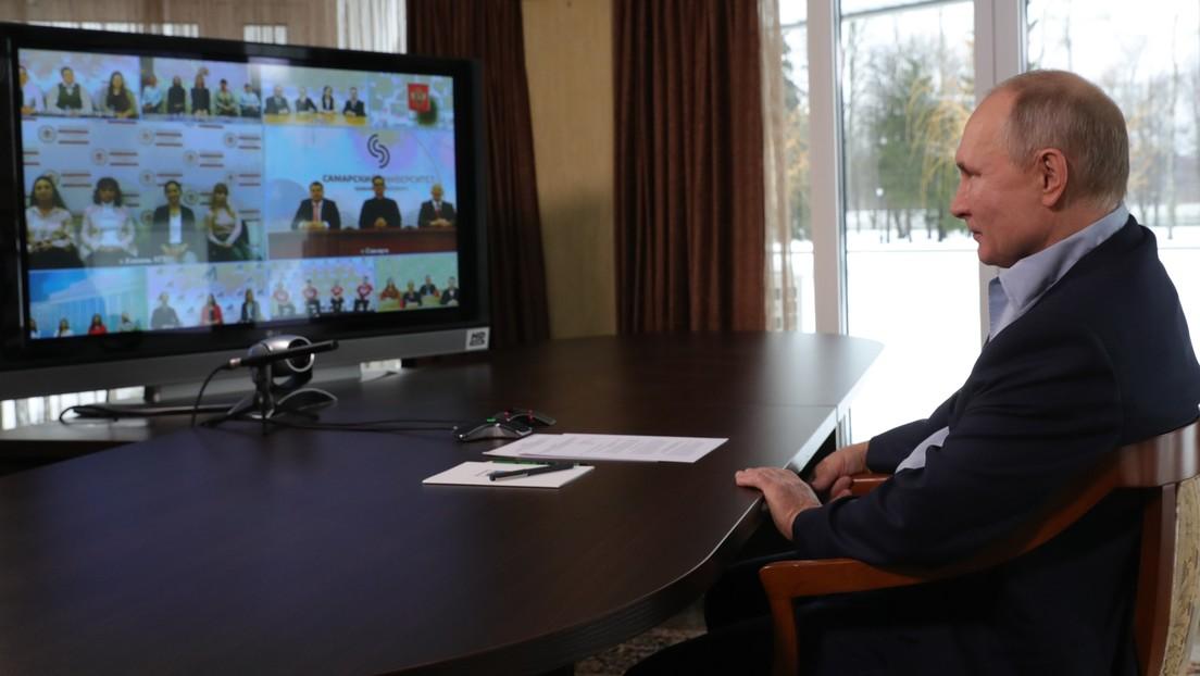 Umfrage über Nawalny-Film: 77 Prozent der Zuschauer haben ihr Verhältnis zu Putin nicht geändert