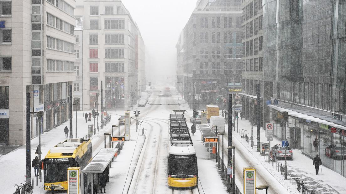 Kälte macht den E-Bussen in Berlin zu schaffen – mehrere blieben liegen