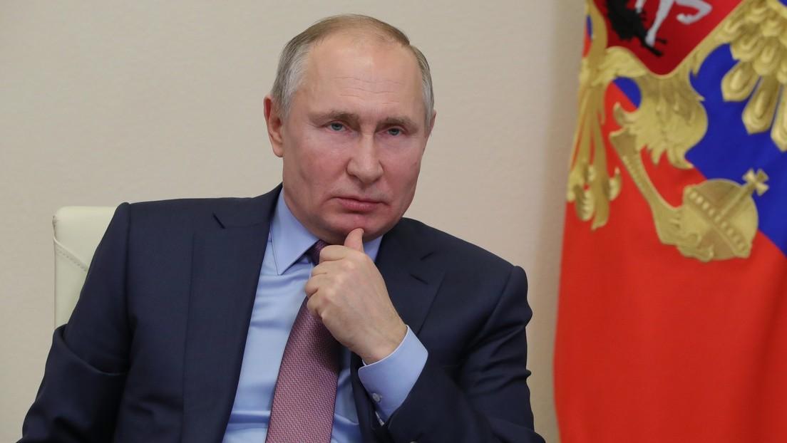 Putin: Macron lehnte im Fall Nawalny alle Vorschläge zur Kooperation ab