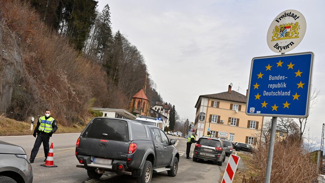 """""""Mutationsgebiete"""": Deutschland kündigt Grenzkontrollen zu Tschechien und Tirol an"""