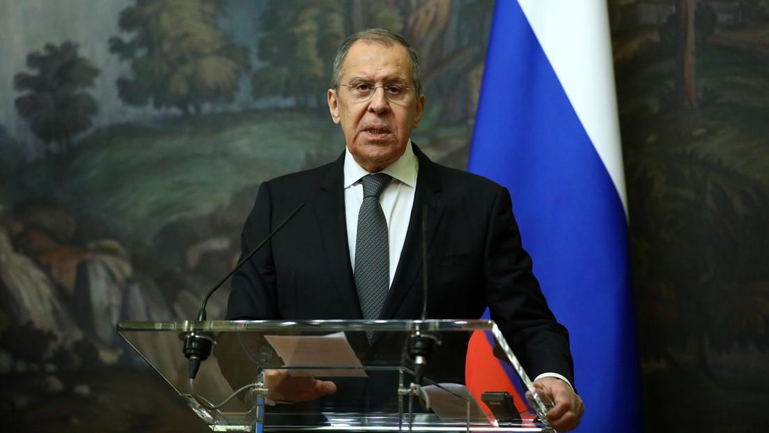 Lawrow: Russland bereit für Abbruch der Beziehungen zur EU – bei Einführung harter Sanktionen
