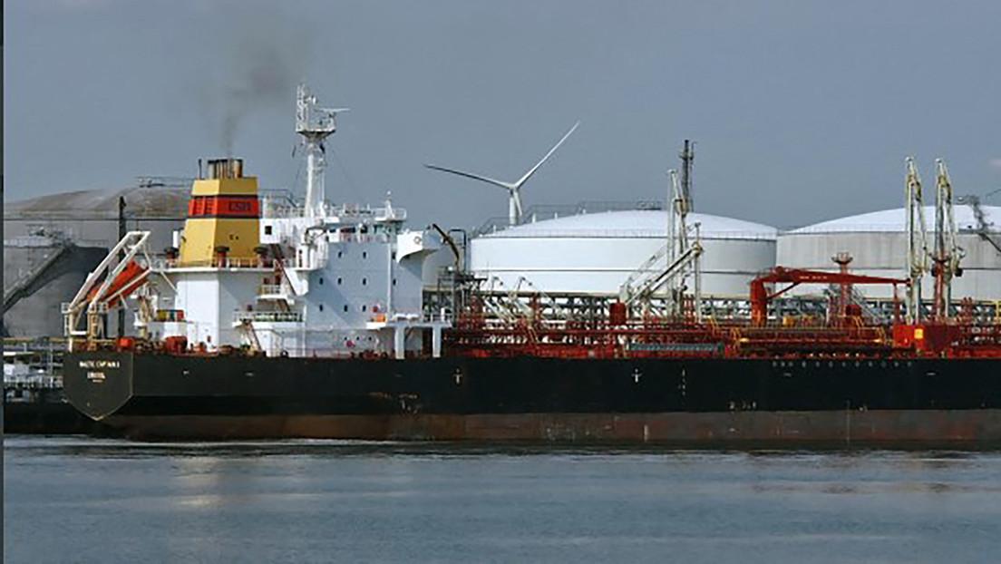Piraterie und Hehlerei: USA verkaufen Millionen Barrel Treibstoff von gekaperten iranischen Tankern