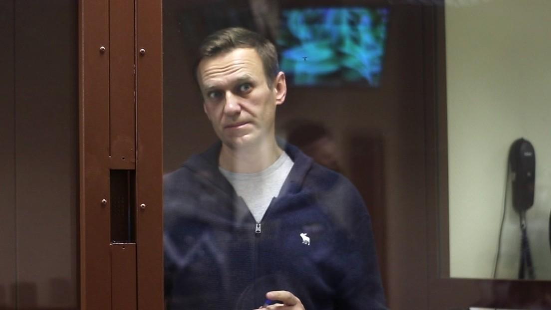 Zweite Sitzung im Prozess gegen Alexei Nawalny wegen Verleumdung eines Weltkriegsveteranen