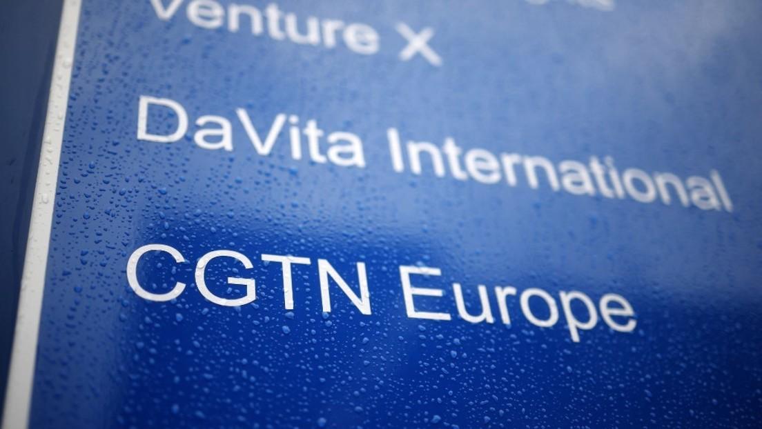 Nach britisch-chinesischem Medienstreit: Chinas CGTN könnte Sendeerlaubnis in Deutschland verlieren