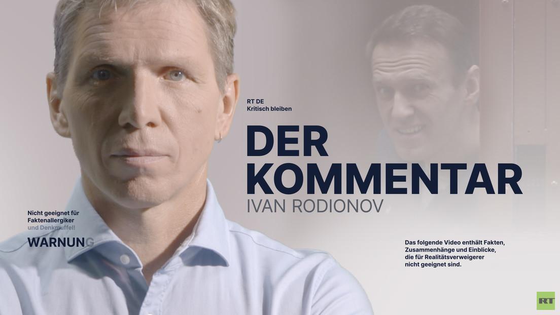 Nawalny-Urteil - was fehlt