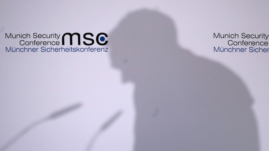 Virtueller Besuch: Biden und Merkel sprechen bei der Münchner Sicherheitskonferenz