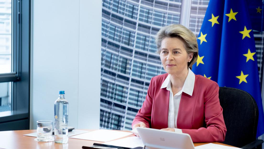 EU-Impfbescheinigung: Kommissionspräsidentin Ursula von der Leyen grundsätzlich dafür