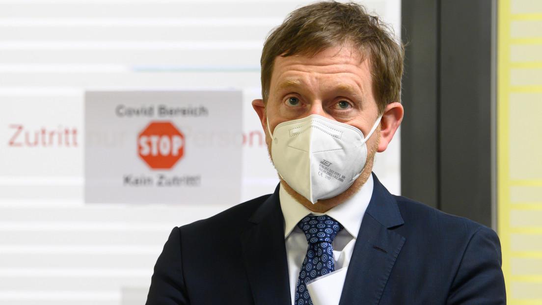 Sachsens Ministerpräsident Kretschmer: Kein Osterurlaub dieses Jahr in Deutschland