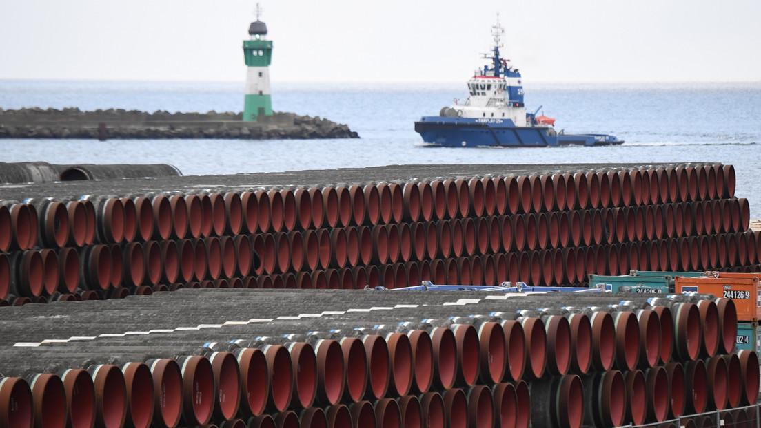 Russlands Vize-Ministerpräsident: Nord Stream 2 wird trotz US-Widerstands fertig gebaut