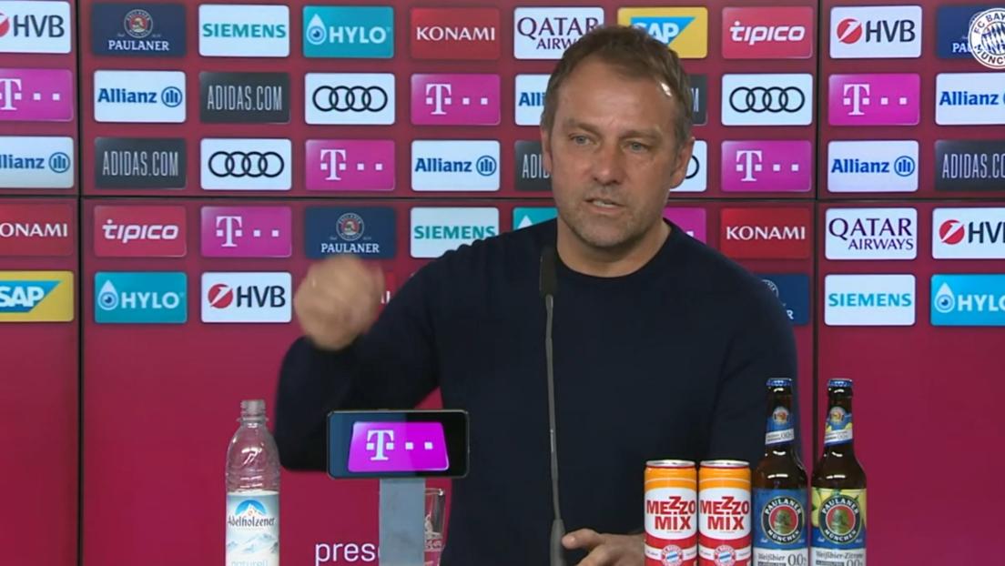 """Bayern-Trainer Flick übt scharfe Kritik an """"sogenannten Experten"""" wie Lauterbach"""