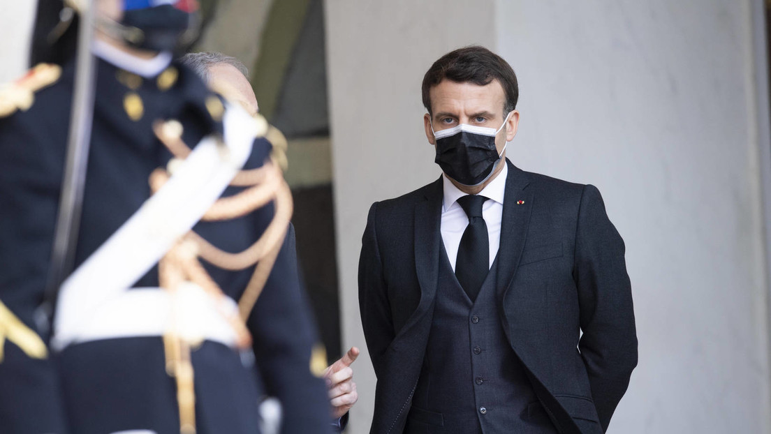 """Macron: Russische und chinesische Impfstoffe nötig, um """"Weltkrieg"""" gegen Corona zu gewinnen"""