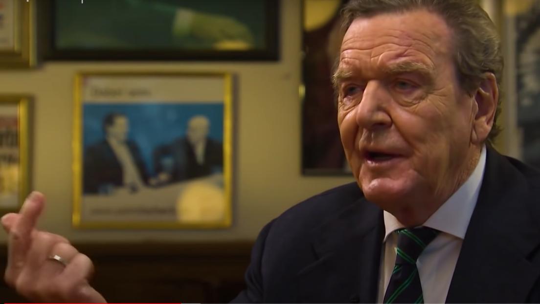 Altkanzler Schröder: Deutschland ist ein souveränes Land und nicht der 51. Bundesstaat der USA