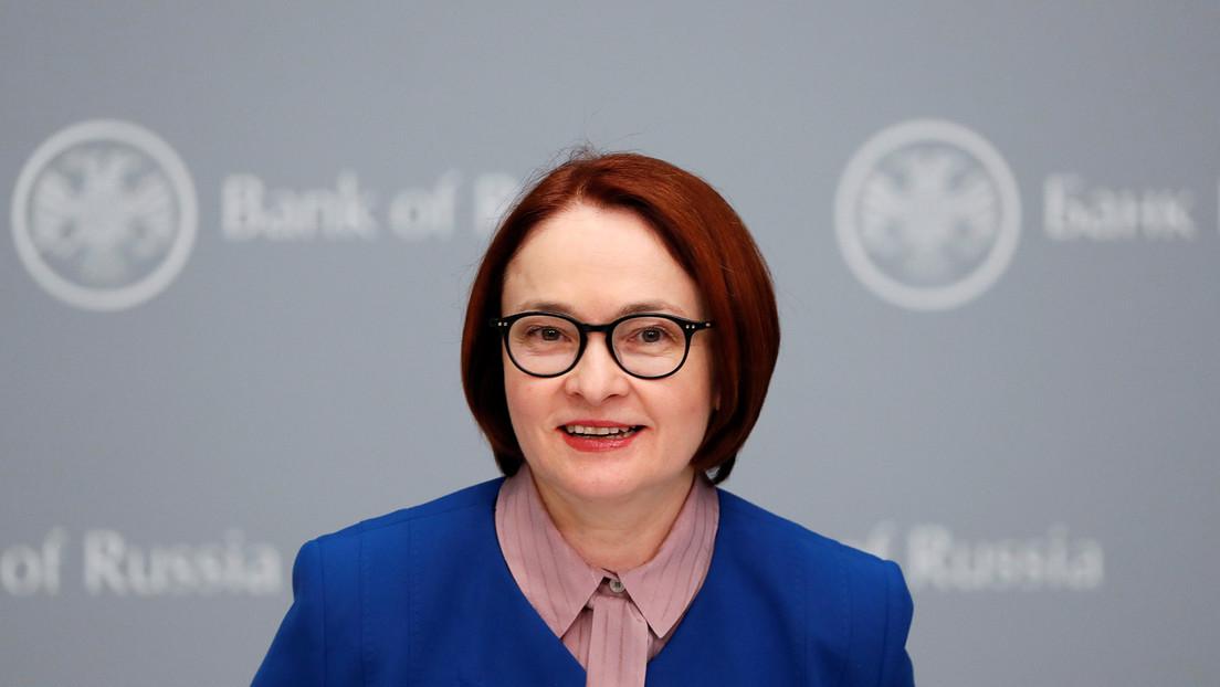 Zentralbank: Russische Wirtschaft könnte sich bis Jahresende auf das Vor-Pandemie-Niveau erholen