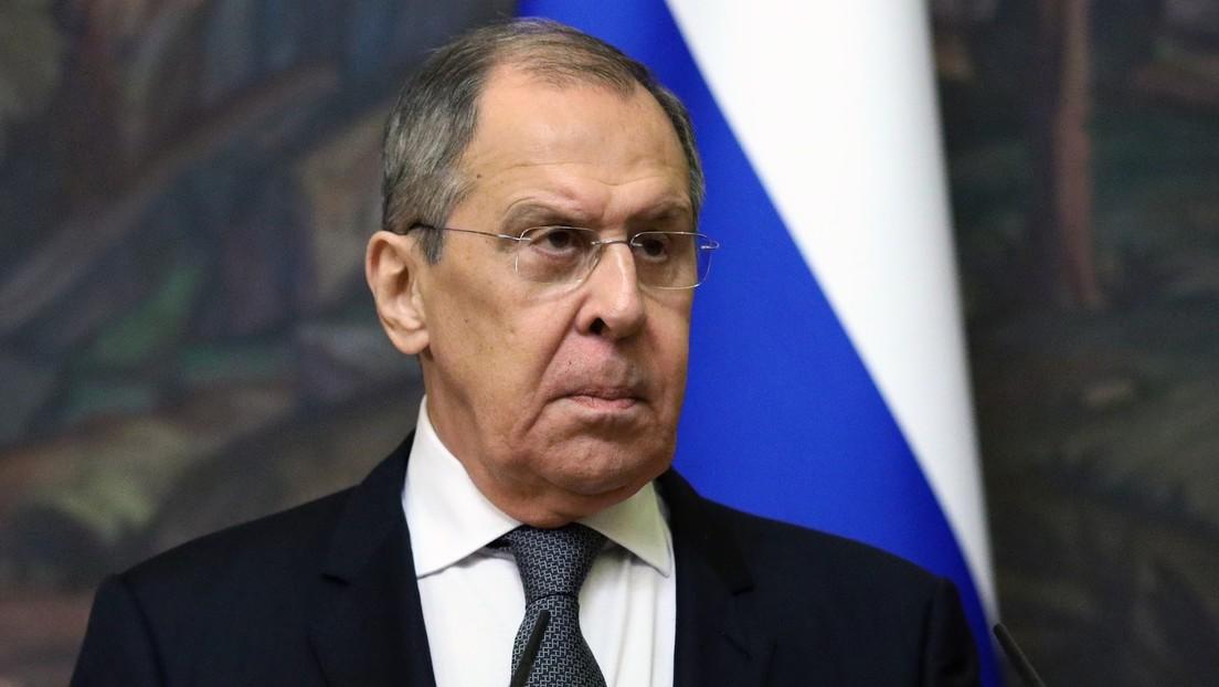 """Russischer Außenminister Lawrow: EU arbeitet seit langem an """"Zerstörung"""" der Beziehungen zu Moskau"""